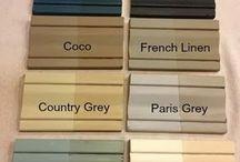 kreidefarbe
