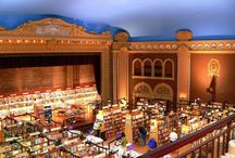 Independent Bookshops to visit! / Long live the physical bookshop!