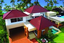 กระเบื้องหลังคาเอสซีจี : SCG Roof Tile / เพราะบ้านคุณไม่ได้ต้องการเพียงแค่หลังคาธรรมดา เราจึงผสานนวัตกรรมขั้นสูงและการการออกแบบที่สวยงาม เพื่อให้คุณได้กระเบื้องหลังคาที่ดีที่สุดจากเอสซีจี ดูข้อมูลสินค้าเพิ่มเติมได้ที่ http://www.scgbuildingmaterials.com/th/Products/RoofSystem