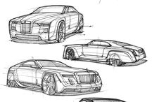 Desen cars