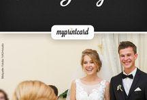 Trauzeugen - Bridemaids und Groomsmen