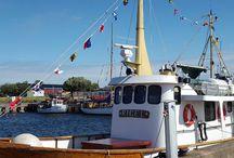 The Captain & The Cook's fishing charter  kocken och kaptenen / The captain and the cook (kocken och kaptenen)  fishing & charter in Malmo, sweden. With café & restaurant