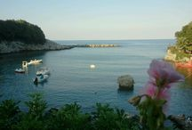 Paddling in Pelion / scenes of our area from a kayak or sup