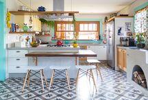 cozinhas rusticas