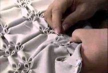 Crear con tela y puntadas