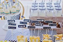 Taxi themed party