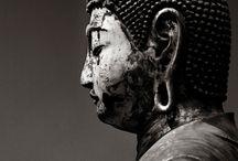 I ❤ Mediative contemplation reflection / Breathe