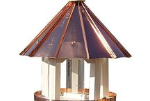 Spectacular Bird Feeders / Great looking functional Bird Feeders available for your Yard!