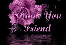 Teşekkür gifs. Thank you friend