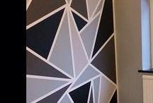Cameretta parete