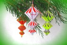 ornamente craciun handmade