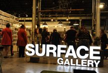 Surface Gallery at SID 2013
