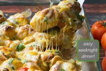 Southwest dishes