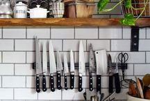 Creative Kitchen / Gadgets and decor for dedicated foodies.