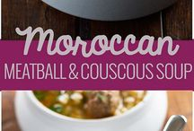 Around the world soups