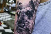 Tattoo hond