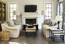 Inspiration + Living Space / by Kelsey Clark