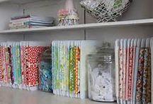 Organize fabric