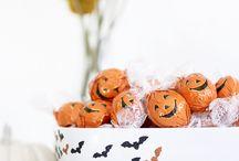 DIY: Halloween / Ideen zu Halloween: Food, DIY und gruselige Deko. Spinnen, Totenköpfe, Kürbisse, Geister... Muahahahaha!