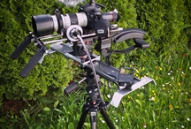Camera Rig / That´s the stuff I use for shooting while traveling. Love those nerd gadgets :)