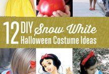 Snow White Coatume