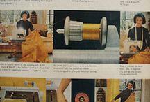 Vintage Sewing Machine Adverts