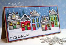 Christmas Cards + packages