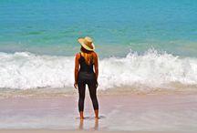 Celebrity Beach Style