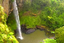 Saltos de agua/Cataratas