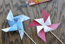 Summer and 4th of July Crafts / Celebrate summer and 4th of July with these hot projects! Get more summer crafts at makeityourselfmagazine.com.