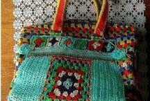 BOlsos carteras crochet / by Martha Jaimovich
