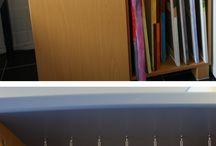 Schilder atelier ideeën / Art studio ideas
