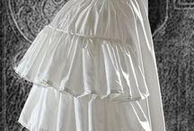 Periode undertøj og petticoats