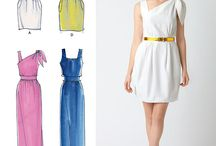 Sewing  Patterns / Collection of my owned sewing patterns