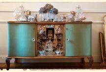 shabby chic italian Crazy Craft / mobili in stile shabby e non solo