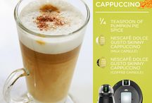 Dolce gusto / Drinks