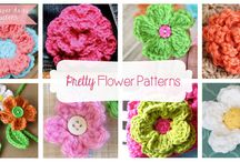 ✿ Crochet Flowers ✿