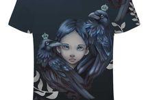 Fritlex t-shirt Man / T-shirt con illustrazioni originali e inedite firmate Fritlex.