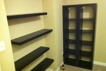 IKEA Assemblies / A collection of IKEA items we have assembled