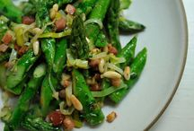 Green Beans, Brussel Sprouts, Asparagus, Zucchini / by Rosie Merlin