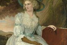 Inspiration: 1780s Hair