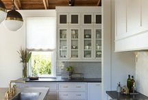 Dream Kitchens / Where you love to cook and entertain. Get inspired by these dream kitchens !