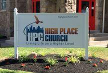 High Place Church / Church renovation