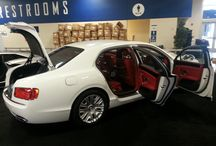 Bentley / by Seattle Auto Show - #seattleautoshow