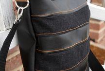 Nähen/ Fertigung-Tasche