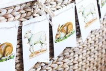 Easter Decoration / Beautiful ideas to give inspiration when decorating your home for Easter