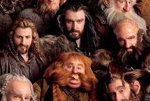 Tolkien´s world / Imagenes y creaciones realizadas en torno a la obra de Tolkien...