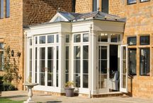 Smaller Projects - good design is not all about size / It can be something of a misperception that an orangery, conservatory or garden room has to be a larger form of building extension. Our typical project, however, can be a little smaller and serves to add to the floor space and functionality to a customer's home.  As a manufacturer that offers an entirely bespoke design service, size is not the most important consideration.