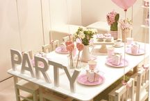 Children's Party Ideas / Decoration ideas for your kids party!