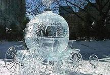 Espectaculares imágenes de esculturas en hielo. / incluye muchas imágenes de esculturas en hielo de todas partes del mundo.
